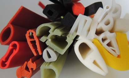j shaped silicone rubber seal