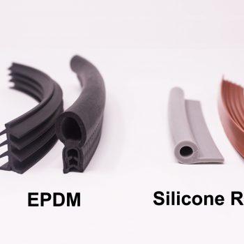 Silicone Vs EPDM Rubber Gasket Comparison