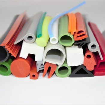 Extruded Silicone Rubber Gasket & Seal